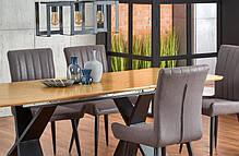Стол обеденный CHANDLER 160-220/90/75 cm, дуб, фото 3
