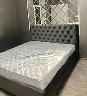 """Двуспальная кровать с подъемным механизмом """"Аврора"""""""