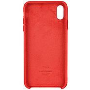 "Чехол Silicone case (AAA) для Apple iPhone XS Max (6.5""), фото 2"