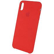 "Чехол Silicone case (AAA) для Apple iPhone XS Max (6.5""), фото 3"