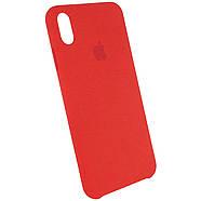 "Чехол Silicone case (AAA) для Apple iPhone XS Max (6.5""), фото 4"