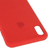 "Чехол Silicone case (AAA) для Apple iPhone XS Max (6.5""), фото 5"