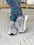 Мужские и женские кроссовки сетка Adidas Yeezy 700 v2, фото 4