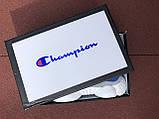Жіночі кросівки Champion сірі з білим, червоні, фото 5