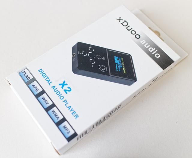 Рисунок - xduoo x2 характеристики упаковка