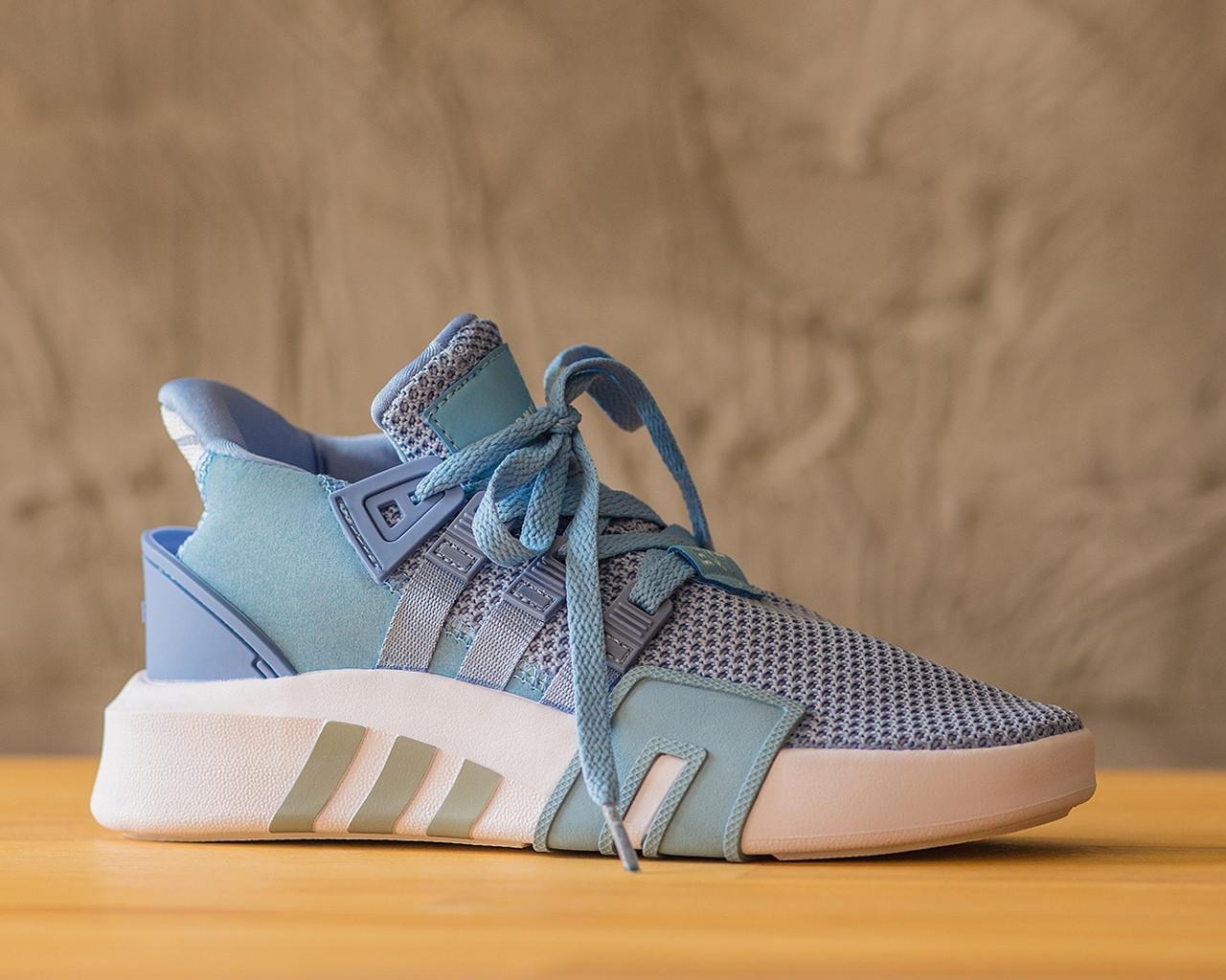 Женские кроссовки Adidas EQT Bask ADV Blue