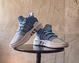Женские кроссовки Adidas EQT Bask ADV Blue, фото 3