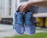 Женские кроссовки Adidas EQT Bask ADV Blue, фото 8