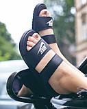 Жіночі шльопанці Nike Benassi Duo Ultra Black Side, фото 2