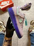 """Жіночі кросівки Nike Air Force 1 LXX """"Purple Agate""""., фото 4"""
