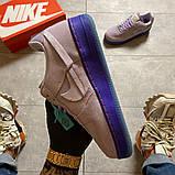 """Жіночі кросівки Nike Air Force 1 LXX """"Purple Agate""""., фото 7"""