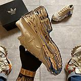 Женские кроссовки Adidas Raf Simons Rs Ozweego Cream White Silver Metallic, фото 8