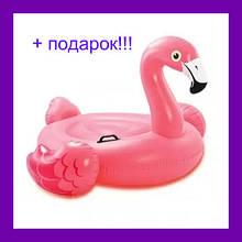 """Надувной плотик """"Розовый фламинго"""""""
