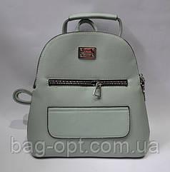 Женский рюкзак на 2 отделения (25x23x12)