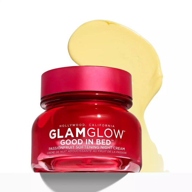 Glamglow Good in Bed Passionfruit Softening Night Cream 45 ml