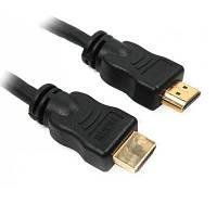 Кабель мультимедийный HDMI to HDMI 5.0m Viewcon (VD 157-5м)