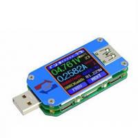 USB тестер тока, напряжения, емкости Bluetooth Android RD UM25C