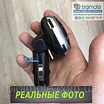 Компактный bluetooth FM трансмиттер,модулятор,фм модулятор,блютуз,transmitter,fm transmitter ,T8, фото 3