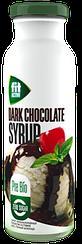 """Низкокалорийный сироп  ФитПарад Fit Active  пребиотик со стевией вкус """"Темный Шоколад""""  (300 грамм)"""