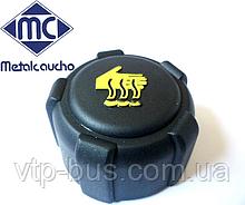 Крышка расширительного бачка охлаждающей жидкости на Renault Trafic (2001-2014) Metalcaucho (Испания) MC03563