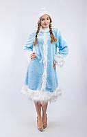 Карнавальний костюм Снігуроньки для дорослого