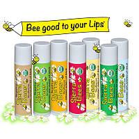Бальзами для губ натуральні мікс смаків Sierra Bees Organic Lip Balm, 8 шт