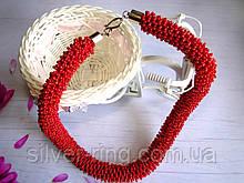 Кольє намисто для жінки на шию