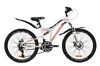 "Велосипед ST 24"" Discovery ROCKET AM2 DD з крилом  15""-рама"