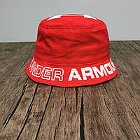 Панама мужская Under Armour. Панамка мужская красного цвета