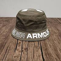 Панама мужская Under Armour. Панамка мужская серого цвета