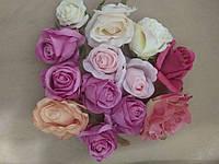 Остатки головка розы