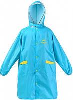Накидка от дождя детская Naturehike Raincoat for boy XL NH16D001-M голубой (NH), фото 1