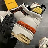 Женские кроссовки Fendi, женские кроссовки фенди, фото 6