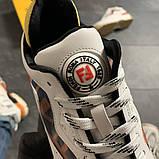 Женские кроссовки Fendi, женские кроссовки фенди, фото 5