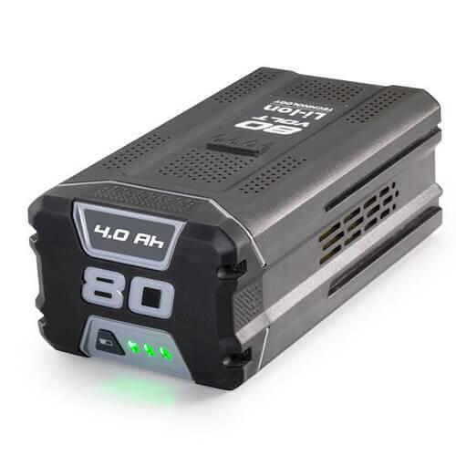 Аккумулятор для техники STIGA SBT4080AE Li-Ion, 80 В / 4 Ач