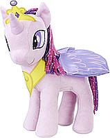 My Little Pony Мягкая игрушка принцесса Каденс 30см C1075 the Movie Princess Cadance Feature Wings Plush
