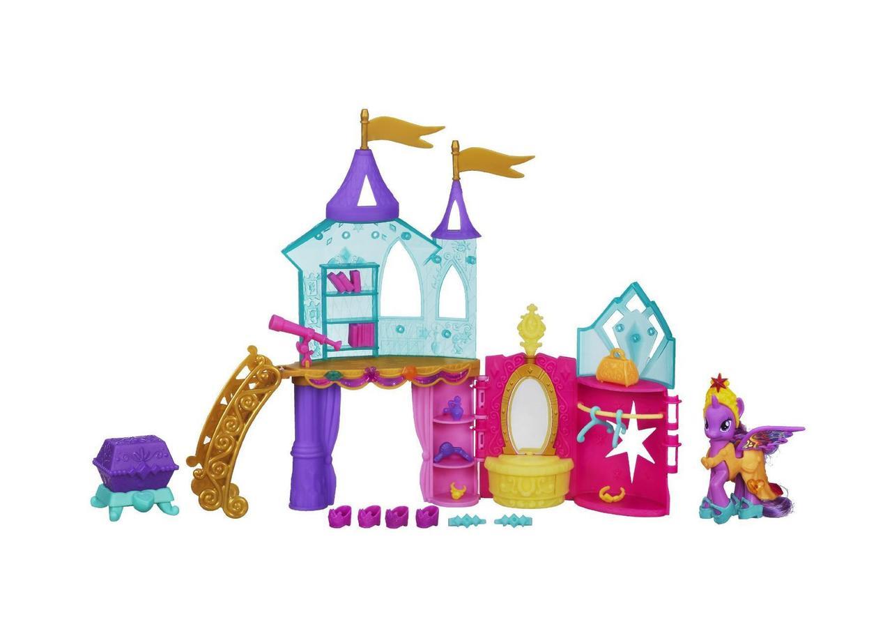 My Little Pony  Кристальный замок Crystal Princess Palace