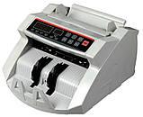 Машинка для счета денег MHZ MG2089 с детектором валют, фото 6