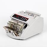 Машинка для счета денег MHZ MG2089 с детектором валют, фото 7