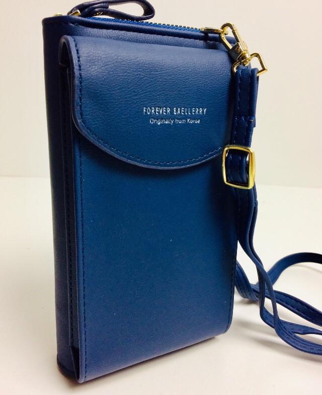 Кошелек FOREVER Baellerry  BLUE ART-8591/3505 (280 шт/ящ)