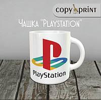 Чашка: Playstation (Плейстейшен)