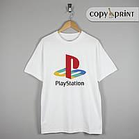 Футболка: Playstation (Макет №1)
