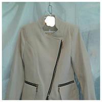 Пальто кашемировое для девочки 10-13 лет,''Ксения'' бежевое