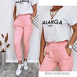 Летние женские спортивные штаны, разные цвета р.42-44;44-46 код 186Р, фото 5