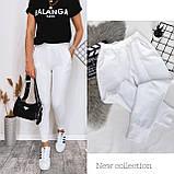 Летние женские спортивные штаны, разные цвета р.42-44;44-46 код 186Р, фото 7