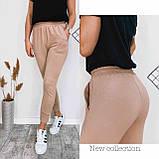 Летние женские спортивные штаны, разные цвета р.42-44;44-46 код 186Р, фото 10