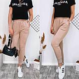 Летние женские спортивные штаны, разные цвета р.42-44;44-46 код 186Р, фото 9