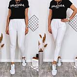 Летние женские спортивные штаны, разные цвета р.42-44;44-46 код 186Р, фото 8