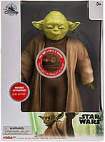 Кукла фигурка Йода звездные войны говорящий мастер 23 см Yoda Talking Action Figure Star Wars оригинал Disney