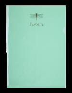 Папка-уголок FAVOURITE, PASTEL, А4,